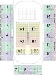 Seating David S Palmer Arena