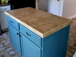 cork countertops for kitchen