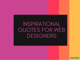 Quotes Website Amazing Website Designing Quotes Holaklonecco