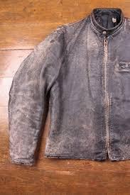 harley davidson leather jacket the vintage 60 s cafe racer sportster jacket the best of vintage