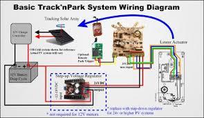 track n park controller programmable park position home csp simple configuration diagram