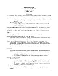 May 2014 Notes Domestic Violence Network