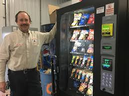 Vending Machine Refill Job Simple Billings' Vending Service Celebrates 48 Years Local News