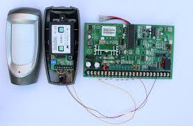 connect wired ir beam to gsm alarm system technology news rh hkvstar com diy wired alarm