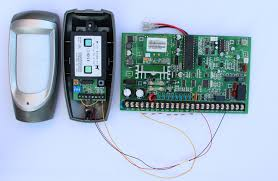 connect wired ir beam to gsm alarm system technology news rh hkvstar com diy wired alarm