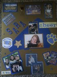 Senior Night Poster Cheer Posters Senior Night Gifts