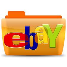 Ebay, Ordner, Datei Symbol Kostenlos von Colorflow Icons