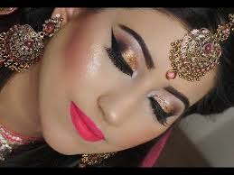 winged liner gorgeous makeup asian bridal makeup stani bridal makeup indian bridal