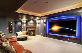 basement theater ideas. Finished Basement Home Theater · Lighting Ideas A