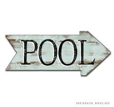 Swimming Pool Decor Signs Pool Signs Patio Signs Swimming Pool Signs Summer Signs Summer 23