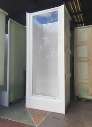 kylie 1pce shower cubicle 800mm x 760mm x 1980mm rv