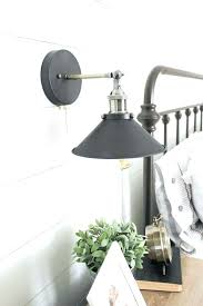 farmhouse outdoor lighting ideas brushed black and silver wall sconce vintage barn lights