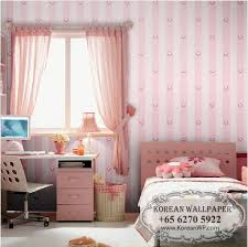 Lovely Kids Bedroom Using Disney A1024 1 Pink Stripes Kids Wallpaper ...