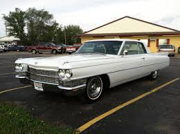 Curbside Compare & Contrast: 1963 62 Series Cadillac 2 Door Coupe