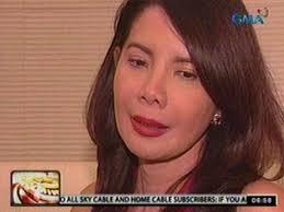 Sina Carmi Martin at Liz Alindogan, nalulungkot sa pinagdaraanan ni Dolphy | 24 Oras | GMA News Online - 24oras_062512_9