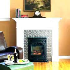 paint gas fireplace insert can i a mkeover tht lve wth ll t ok ws cn ol metllc spry pnt