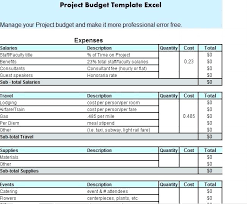 Project Estimate Template Excel Construction Estimate Template Excel Estimating Budget