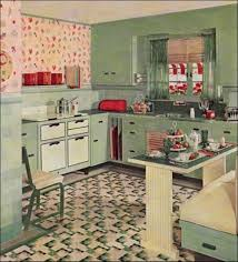 Retro Kitchen 1950s Retro Kitchen Winda 7 Furniture