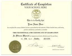 barber1 Fake Diplomas Barber 69 95 Ged Certificate ByOBqvE