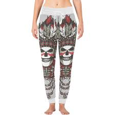 Native American Indian Art Prints Womens Thermal Underwear