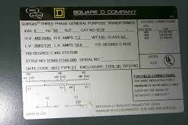 3 phase rectifers transformer whose plate i photographed and attached below the primary voltage says 480 delta but the wiring diagram clearly shows a wye connection