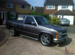 All Chevy c1500 chevy : 1995 CHEVROLET CHEVY C1500 PICK UP 2.9 5 CYL MERCEDES DIESEL, 5 ...