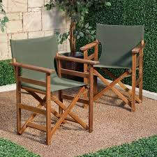 outdoor director chair. Outdoor Director Chair A