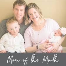 Mom of the Month - Jenny Raaum Porter - FIT4MOM Eastside