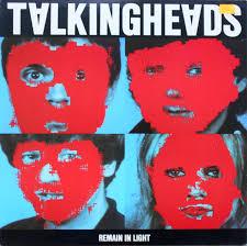 <b>Talking Heads</b> - <b>Remain</b> In Light (1980, Winchester Pressing, Vinyl ...