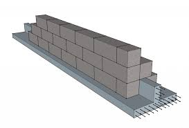 lego interlocking concrete retaining wall 1 8m