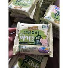 Date 6/2021] Phô mai tách muối Hàn Quốc ăn dặm cho bé (ship kèm đá khô bảo  quản)