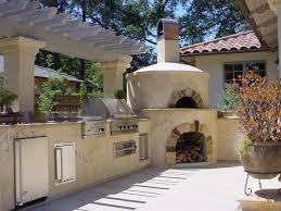 Outdoor Pizza Oven Outdoor Kitchen Douglas Landscape Construction San Jose,  CA