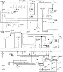 Volvo 740 wiring diagram 1