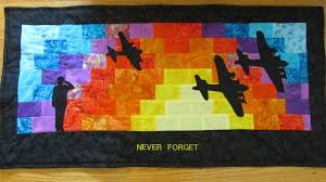 Airforce Pilot quilted wall hanging - Album on Imgur & Airforce Pilot quilted wall hanging Adamdwight.com