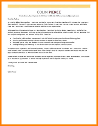 13 Cover Letter For Retail Sales Job Apply Letter