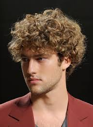 Curly Hair Style Man having trouble with your curly hair 5299 by wearticles.com