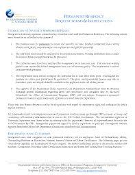 permanent resident application cover letter bunch ideas of singapore permanent resident application cover letter