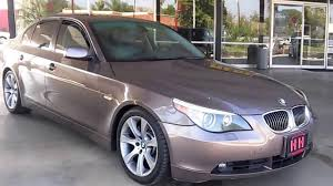 BMW Convertible 545i 2004 bmw : 2004 BMW 5 Series 545i Brown, Stock # 8138 - YouTube