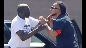 Roger Mayweather gives his Son Prophet ...