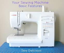 Sewing Machine Features