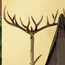 Antler Coat Rack Clearance Antler Standing Coat Rack 61