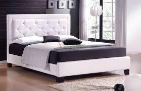 Bed With Cushion Headboard | segwaymadrid.net