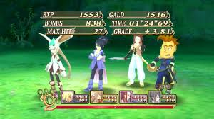 New Tales Of Symphonia Chronicles Screenshots And Artwork