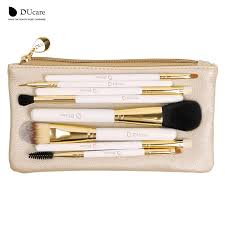 ducare professional makeup brush set high quality makeup tools kit with bag super nice beauty essential brush set professional makeup artist professional