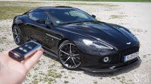 Is the Vanquish Zagato the Most Beautiful Car in the World? - YouTube