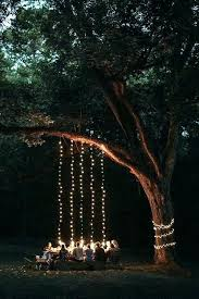 Lighting for parties ideas Lanterns Backyard Party Light Backyard Night Party Outdoor Night Light Bulbs Best Backyard Party Lighting Ideas On Chickadvisor Backyard Party Light White Icicle String Lights Along The Fence