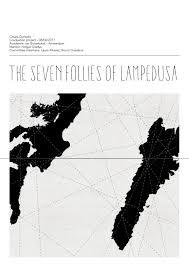 The Seven Follies Of Lampedusachiara Dorbolo