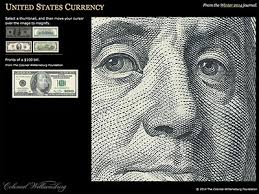 billfold size essays in american history  the colonial  united states currency