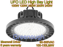 2017 240w ufo led high bay light round led warehouse lamp ip65 led lighting fixtures 90 305vac 130lm w from greenough 297 7 dhgate com