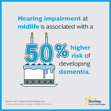 Hearing Impairment Dementia And Hearing Loss Are Linked